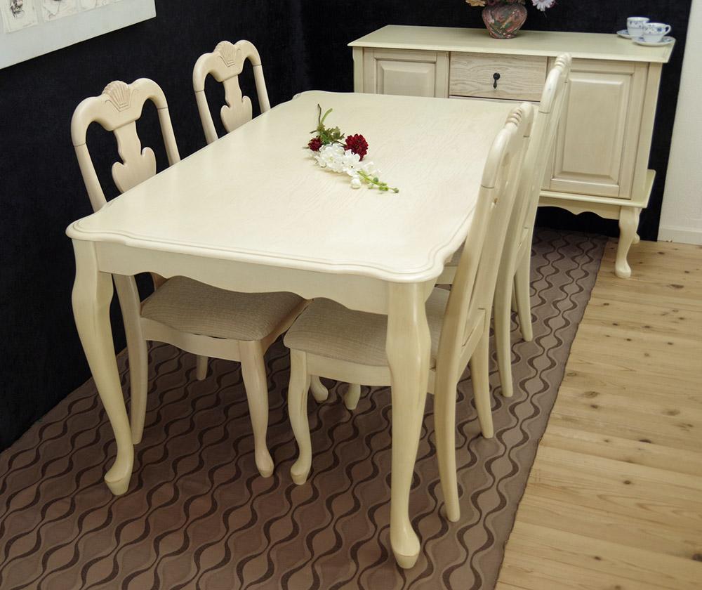 欧風テーブルセット